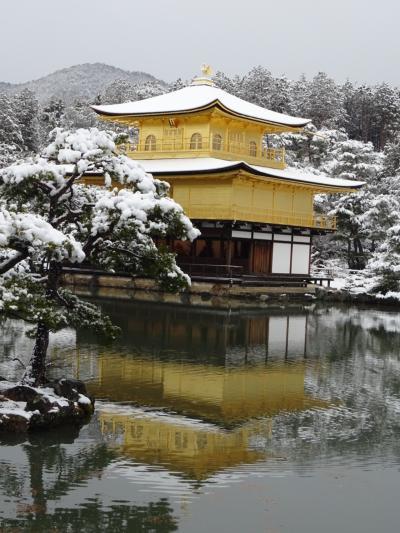 【京都】京都、雪予報? そうだ 京都、行こう。