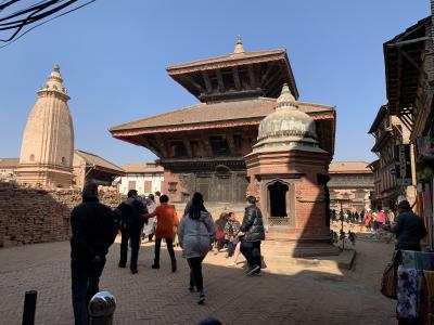 """2018年12月30日(日) ネパール・バクタプル  """"悠久の地バクタプルはやはり最高!!"""