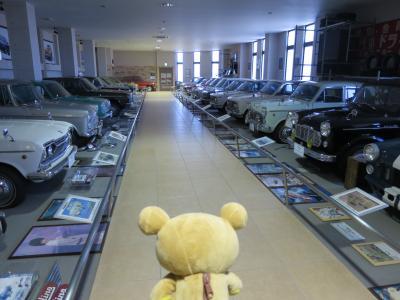 伊香保温泉行ってクマす。玩具と人形 自動車博物館その1