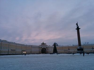 ロシア5つの美術館巡り9日間 6