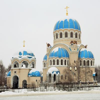 【2】寄り道しながら赤の広場へ☆ロシア:モスクワ7日間