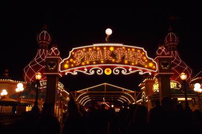 LA TRIP!! DAY 3 ディズニーカリフォルニアアドベンチャーへ!カーズランド、ピクサーピアで作品の世界にどっぷり浸かった1日