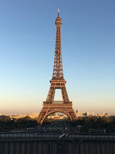 いよいよパリへ!