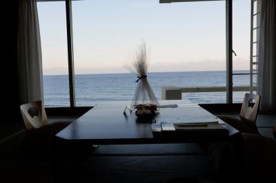 3世代で行く鴨川シーワルドと鴨川グランドホテル(2)リニューアルした鴨川グランドホテルステイ&館山なぎさ食堂