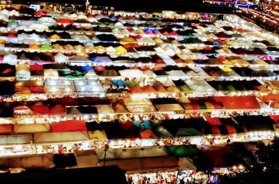 2018~2019年越しタイ⑤鉄道市場&ウィークエンドマーケットでお買い物♪by オキャマ一人旅♪