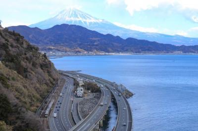 富士山一周!海と富士山と滝三昧な鉄分補給。