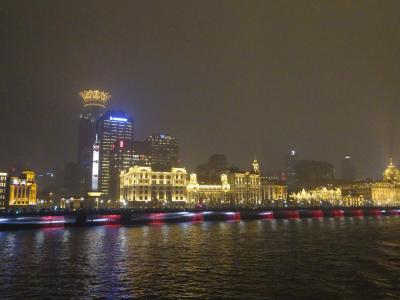 乗り継ぎ上海、楽しむぞ!①