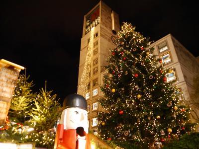 ドイツクリスマスマーケット巡り(4・5日目・シュタイフ博物館・ウルム・シュツットガルト・そしてRIMOWA購入!)