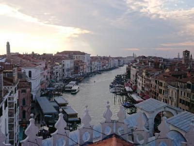 石畳の街を歩くイタリア 5日目 ベネチアを歩く