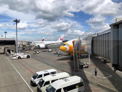 マレーシアからタイへ 3日目 ドンムアン空港~東京