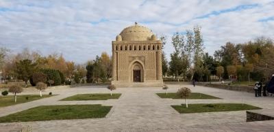 遠くて近いウズベキスタン(9か間行程編)