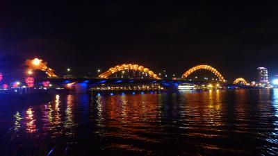 真冬の日本から、暖かいベトナムのダナンへ