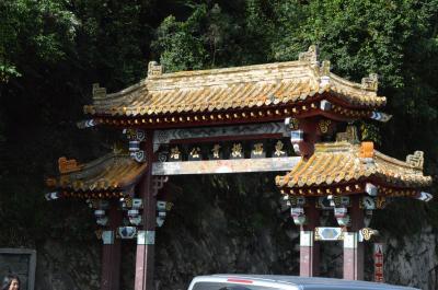 おっさんの海外ひとり旅 2019年年明けに台湾花蓮へDay2太魯閣渓谷観光