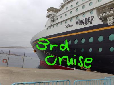 ディズニークルーズ 3連続乗船 back to back to backクルーズの3回目のクルーズ  ~サンディエゴ、サンフランシスコ、ビクトリア、バンクーバー~