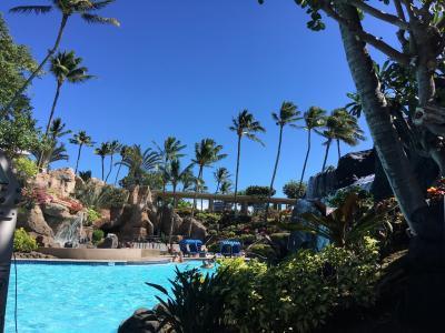 ハワイ島ヒルトン