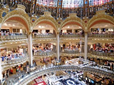世界3週目 夏旅は香港・ラスベガス・イエローストーン・オランダ・ベルギー&パリ ⑪パリ~帰国