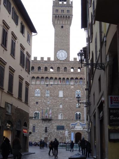 予定道理にいかない、イタリア旅行3,フィレンツェで何をする?