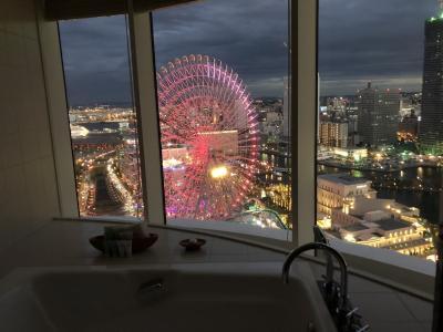 子連れでクリスマスディナー&お泊り《横浜ベイホテル東急》