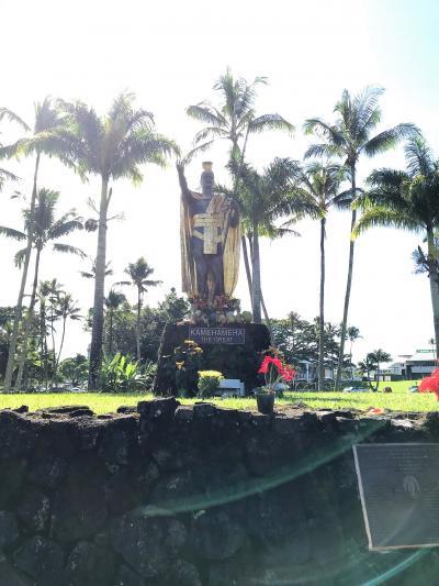 初めてのハワイ島①