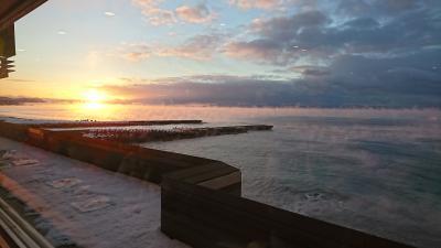 冬の湯の川温泉 ふっこう割北海道①は函館
