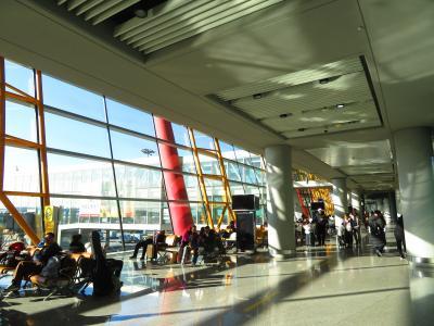 北京首都国際空港国際線乗り継ぎ 2018年12月イタリア シチリア島10泊12日 1人旅(個人旅行)