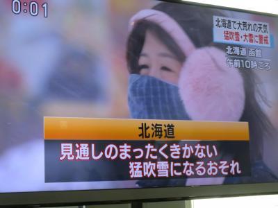 雪世界を楽しむために北海道へ―福岡空港から新千歳空港へー