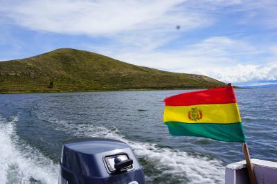 初めての夫婦南米旅行記④ ラパス~チチカカ湖(世界ふしぎ発見的な)