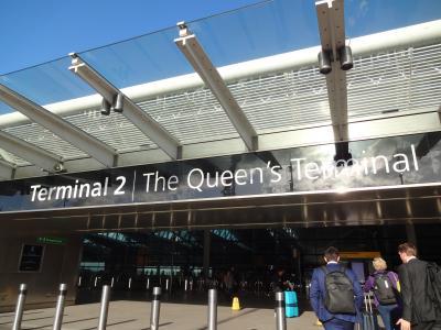 ロンドン気ままに一人旅♪7泊9日 -8日目-ロンドン最終日