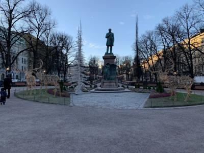 3度目のフィンランド ひとり旅 ②2日目
