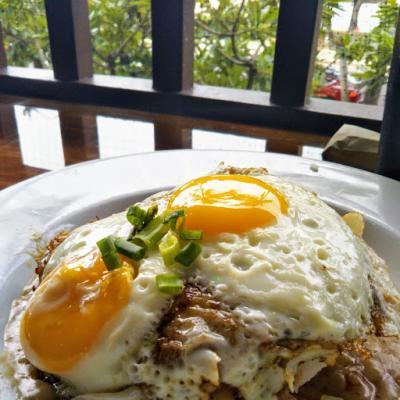 ハワイ一日目のお昼ご飯