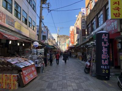 おっさんず4人旅(韓国・釜山)