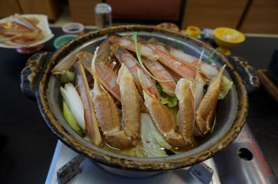 日帰りバスツアーで京丹後へ!お腹いっぱいカニを食べてきました
