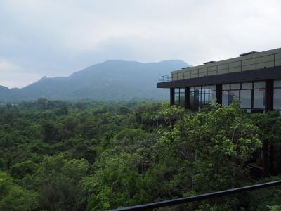<視察> バワ建築の最高傑作 Heritance Kandalama