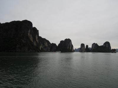 初めてのベトナム上から下まで 其の① ハノイ~ハロン湾近辺