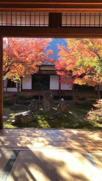 2018年12月 見どころ多い建仁寺へ ベストな紅葉でした。