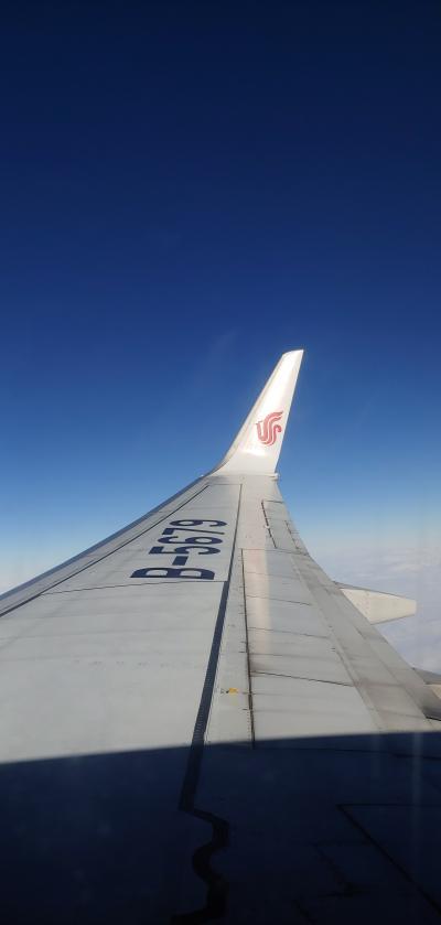 上海経由の初ヨーロッパ、バルセロナや如何に!