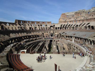 ☆イタリアとパリ☆ 初のイタリア、ローマ&ピサ&フィレンツェ&ナポリを弾丸でまわるぞ!その2 ローマ・ナポリ編