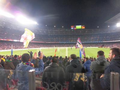 FC バルセロナ 対 レガネス