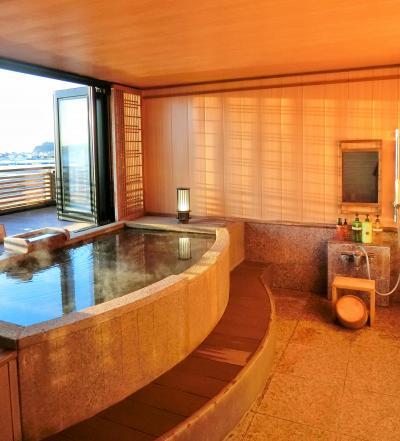 南房総 料理自慢で貸切温泉風呂が楽しめる、予約の難しい宿に宿泊してきました!