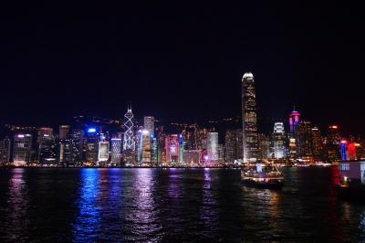 2018年5月香港旅行記 2 (インターコンチネンタル その1)