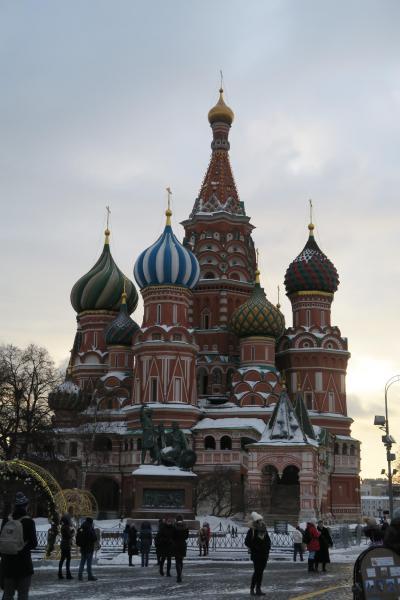 ロシア5つの美術館巡り9日間 12