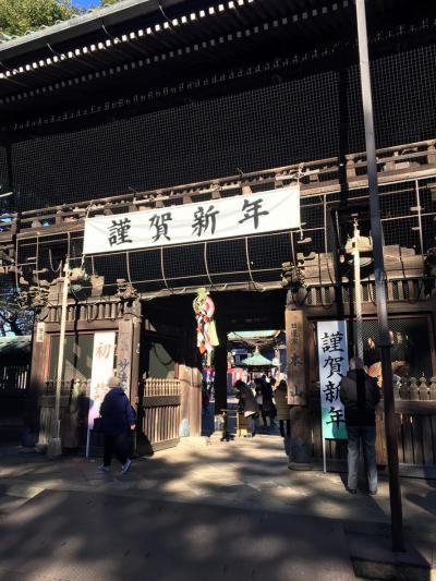 2019年01年 妙法寺での参拝について