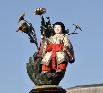 妙見祭を見に行く(半日観光)