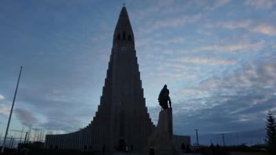 アイスランド・コペンハーゲン7泊9日-2018/Dec。風の国、アイスランドに冬にしか行けないところがあるんです。2日目レイキャビク観光編。