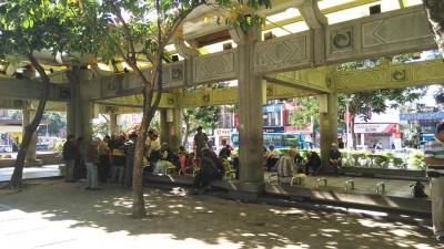 台湾、台北たのしかったですよ。3日目は龍山寺界隈をめぐりました。3