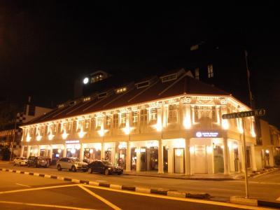 もう通算13回目のシンガポール・4日目サンタグランドホテルイーストコースト