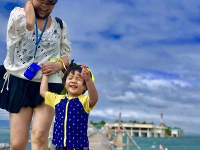 0歳と4歳児連れて家族旅行でセブに初めて行ってみた!