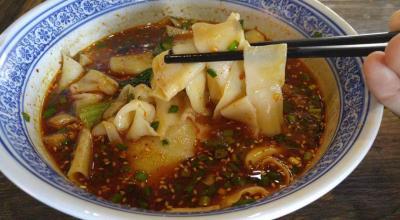 西安☆麺の旅