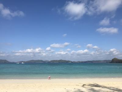 2018 沖縄旅行 渡嘉敷島~中部