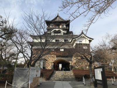 愛知、岐阜の食事中心の旅 犬山編